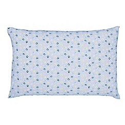 Helena Springfield - Multicoloured polyester and cotton Pixie Melody' Standard pillow cases