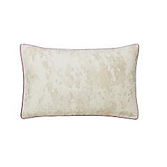 Harlequin - Plum cotton sateen 200 thread count 'Salice' Standard pillow case