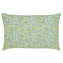 Helena Springfield - Multicoloured polyester and cotton 'Tess Hometown Parade' Standard pillow cases