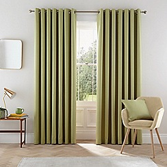 Helena Springfield - Lovet polyester 'Eden' lined curtains