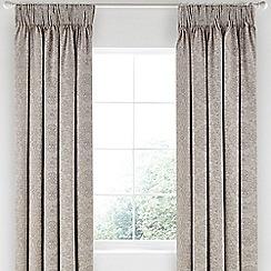 Bedeck 1951 - Light purple cotton 'Minoa' lined curtains