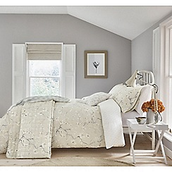 Sanderson - Natural cotton Sanderson Options 'Anthea' bedding set