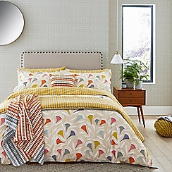 Scion - Multicoloured cotton 'Noukku' bedding set