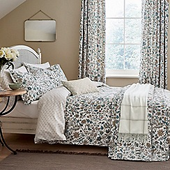 Sanderson - Multicoloured cotton Sanderson Options 'Sita' bedding set