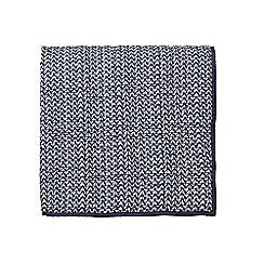 Bedeck 1951 - Dark blue cotton 'Taj' quilted bedspread