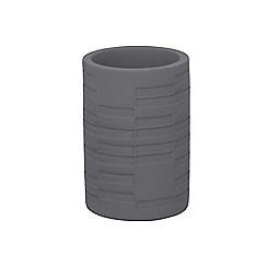 DKNY - Grey cement 'High Rise' tumbler