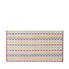 Helena Springfield - Pink cotton 'Dot' towels