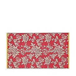 Helena Springfield - Bright orange cotton 'Fay' towels