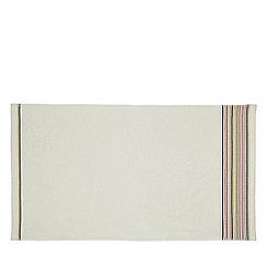 Helena Springfield - Multicoloured cotton 'Roxy Border Denim' towels