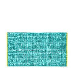 Helena Springfield - Blue cotton 'Tess' towels
