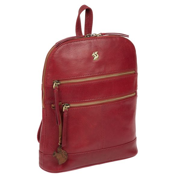 handmade pepper 'Francisca' Chilli backpack London leather Conkca I6wqnEAvxn