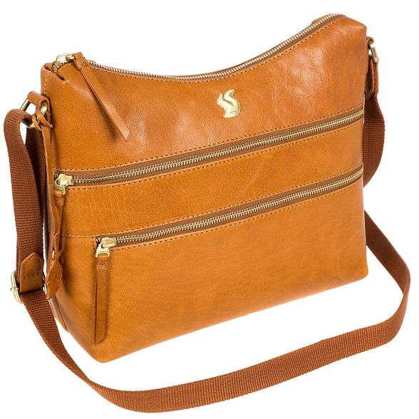 'Georgia' bag Conkca leather handcrafted Cognac London wxZFzvqYF