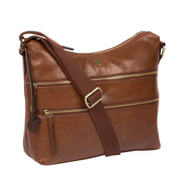 London handbcrafted Conkca 'Georgia' Conker bag leather brown PnZZH6dWwq