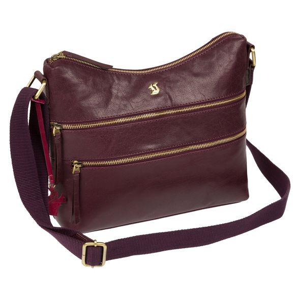 hobo Plum 'Georgia' Conkca handmade bag leather London cPwxxWnO