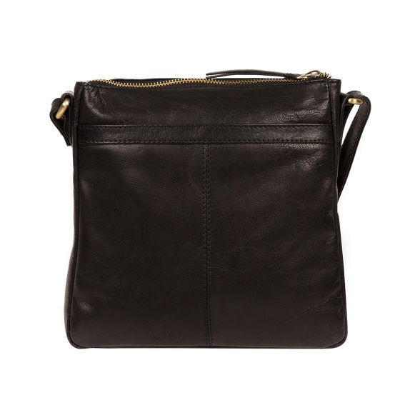 leather 'Shona' Conkca Black handcrafted London bag WHqHSY0w