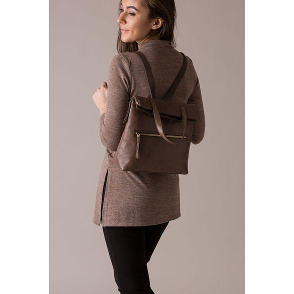 London Conkca handmade backpack leather Dark 'Anoushka' Grey zHwA71