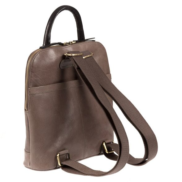 amp; Brown Conkca black London 'Camille' leather backpack handcrafted 5qppE