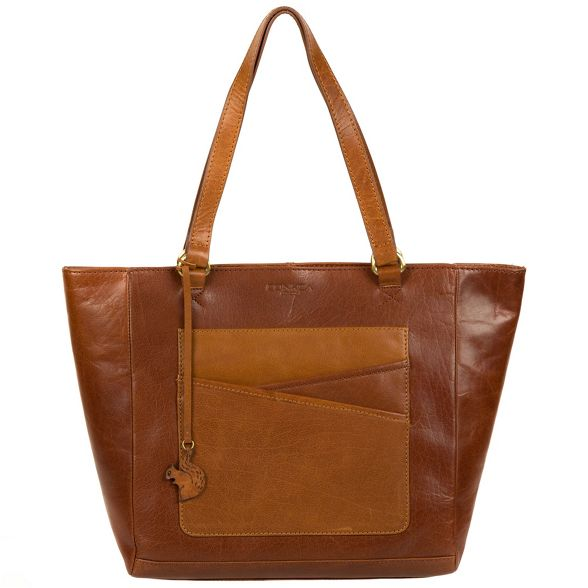 and leather handmade dark tote 'Monique' brown Conker bag London tan Conkca q86Stt