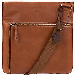 Conkca London - Whiskey 'Eden' genuine leather bag