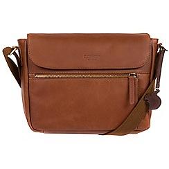 Conkca London - Whiskey 'Kite' genuine leather bag