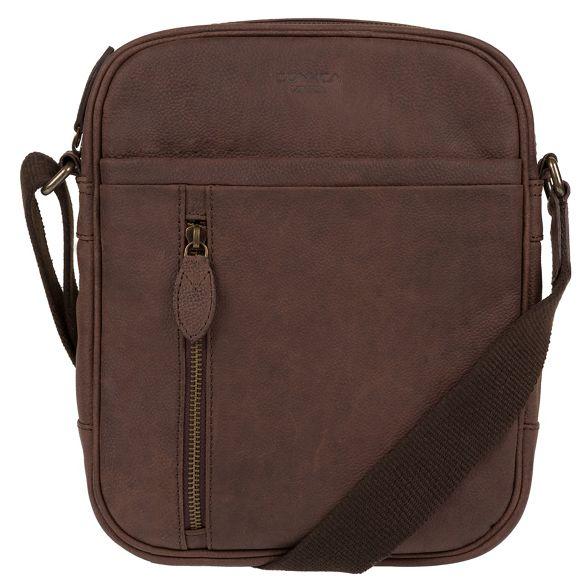 Conkca brown bag Vintage 'Lowe' London despatch RSrRq7n