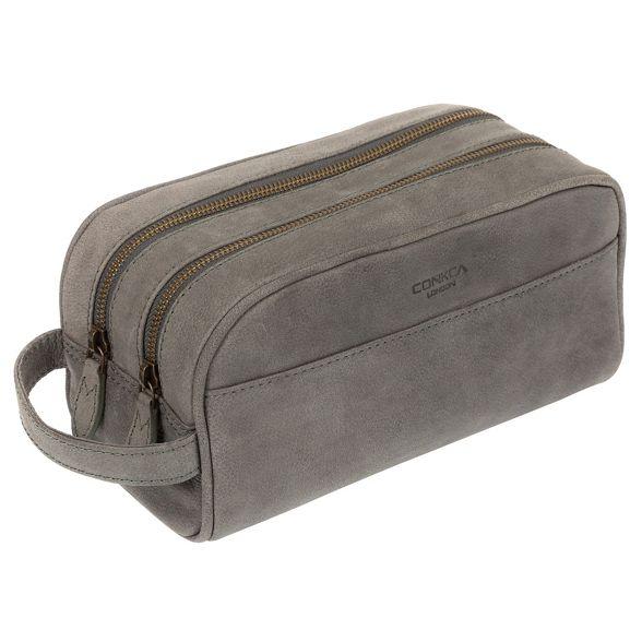'Rudkin' London Conkca washbag Vintage grey qAx416