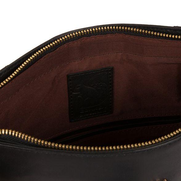 bag Black London 'Raffaela' body handcrafted cross Conkca leather z0aw5qw