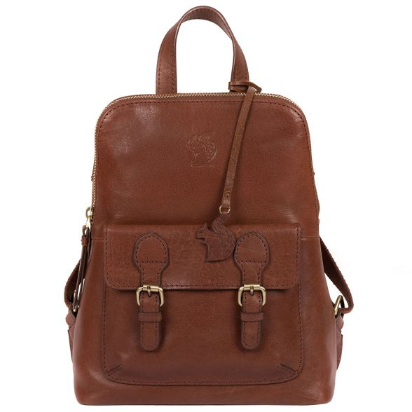 Conkca Conker leather brown backpack London handcrafted 'Kendal' qOw6xqBr