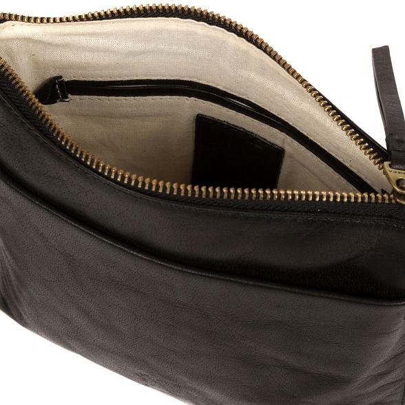 leather Black Conkca compact 'Yasmin' body cross London bag B1qFwcvqSR