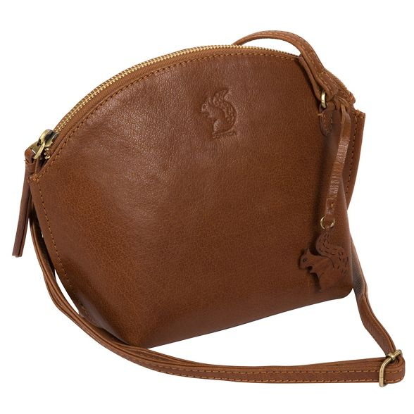 tan'wym' bag cross Conkca body Dark London handcrafted leather 8OygEPqg