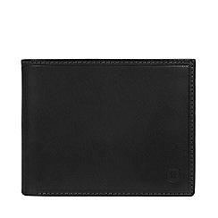 Bear Hardwear - Black 'Thor' leather bi-fold wallet