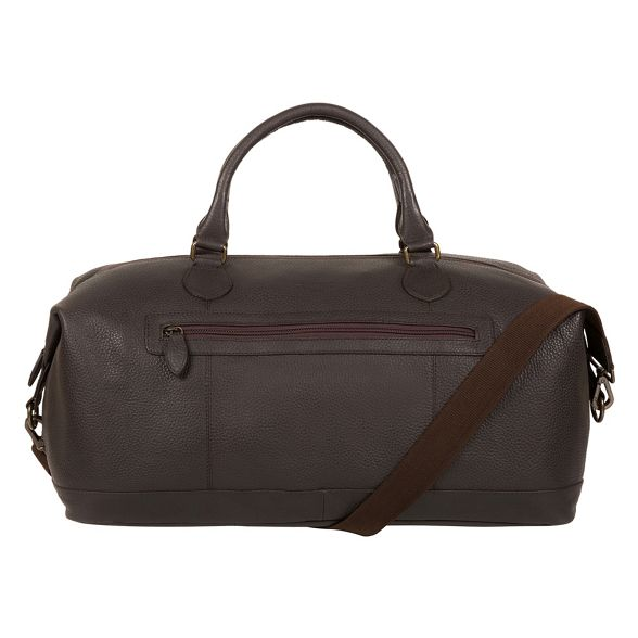 buffalo holdall London leather brown 'Toure' Dark Cultured vISq6q
