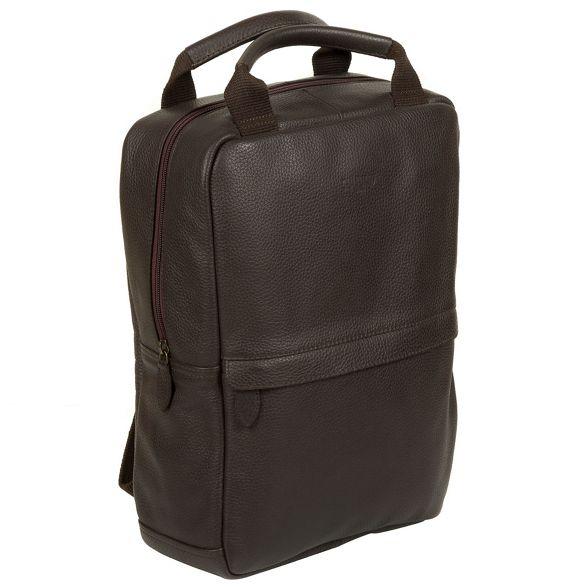 leather 'Revolution' backpack London buffalo Dark Cultured brown AOqpU17x