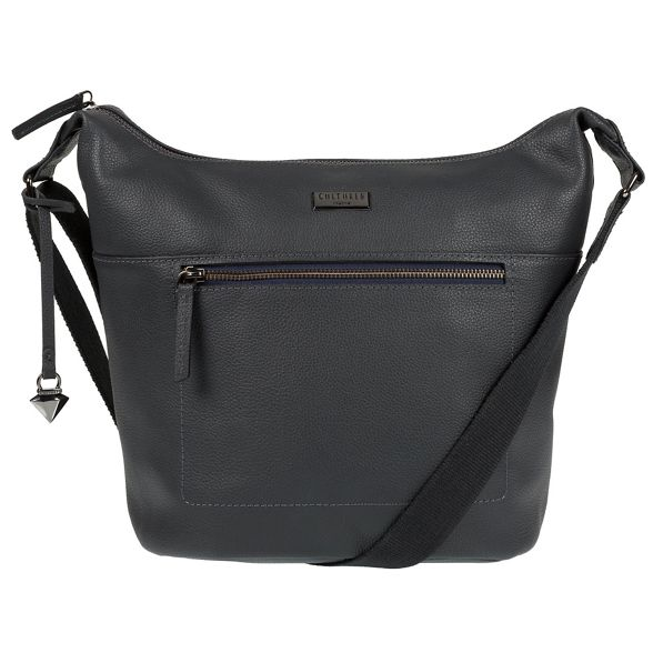 bag Cultured 'Portinax' Navy hobo London leather T67r6yXZ