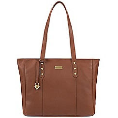 Cultured London - Sienna brown 'Tessa' leather bag