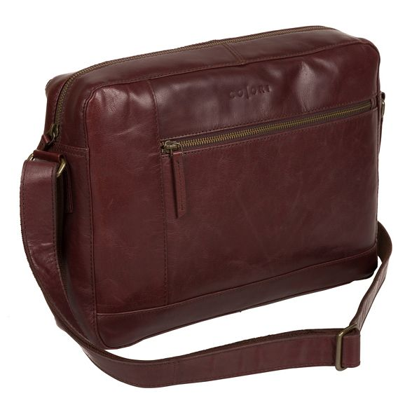London leather Pure Italian Brown 'Imola' bag Luxuries messenger inspired 5HwYqUBZnw