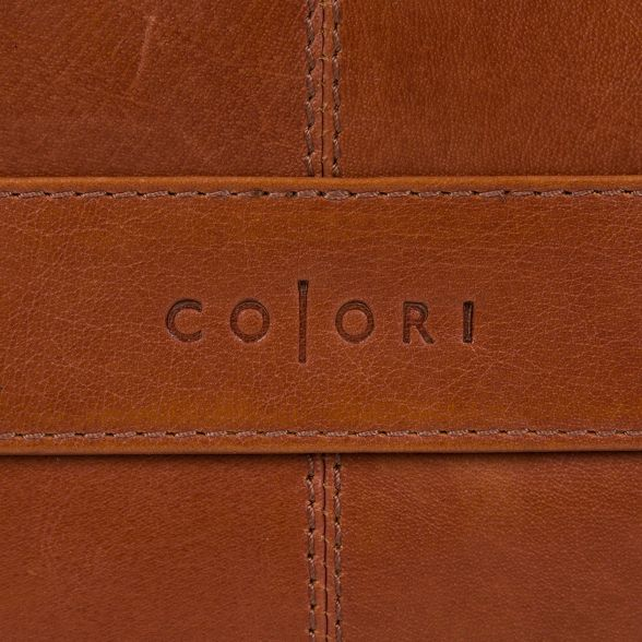 despatch Italian London bag leather 'Zoff' Chestnut Pure Luxuries inspired HSWwfnUq