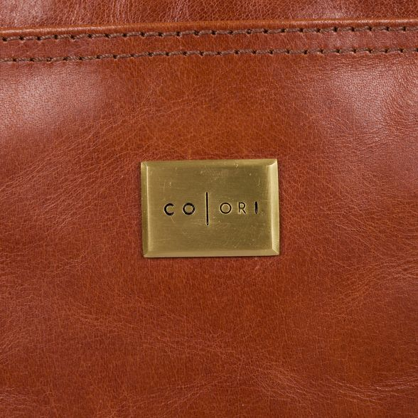 Italian Chestnut Pure 'Siena' Luxuries bag body inspired London leather cross xTwfvqF