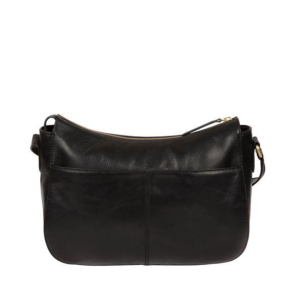 Italian inspired Chestnut 'Enna' London Pure hobo leather bag Luxuries w7Iq4x1O