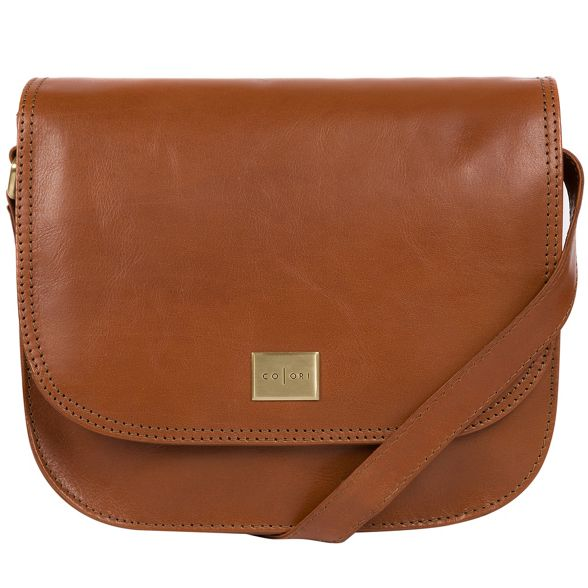 Pure cross tan 'Empoli' bag body Luxuries London Italian UwqRxnrUO