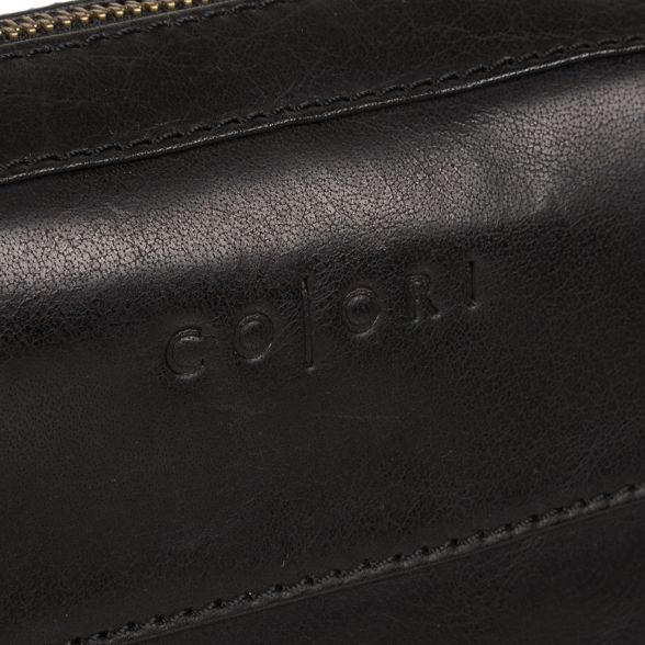 Italian 'Anzio' inspired Black despatch leather Pure bag Luxuries London ZHqPgHRwA