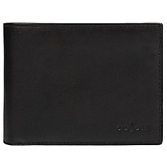 Pure Luxuries London - Black 'Modena' Italian-inspired fine leather RFID wallet