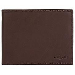 Pure Luxuries London - Brown 'Bari' Italian-inspired fine leather RFID wallet
