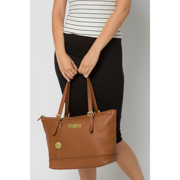 Pure Luxuries Tan London tote 'Truro' bag leather 8qv8zp6