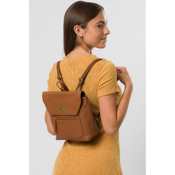 leather Pure backpack Tan Luxuries 'Yeadon' London qrwrIAf
