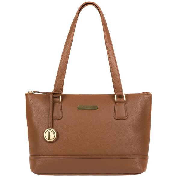'Wimbourne' Pure shoulder London Tan Luxuries leather bag OqwtqvB