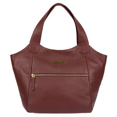 bb192d6ec9f0 Pure Luxuries London - Port  Alina  genuine leather hobo bag