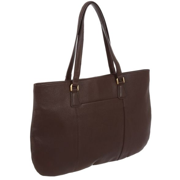 London leather Brown Luxuries Deluxe bag Pure Collection 'Jemima' q4E5vnII