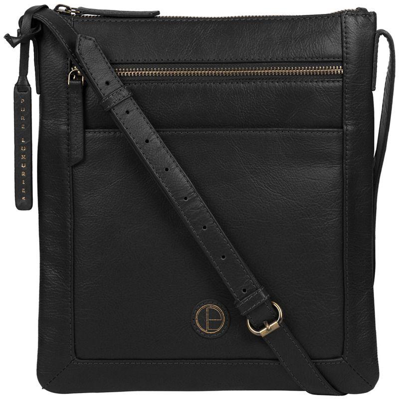 Pure Luxuries London - Vintage Black Bray Cross-Body Bag