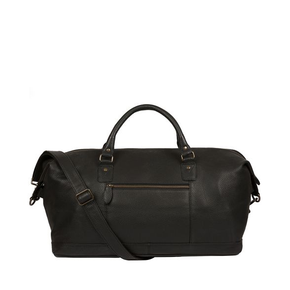 Black holdall London Luxuries leather Pure 'Mallory' BEnqYx1A